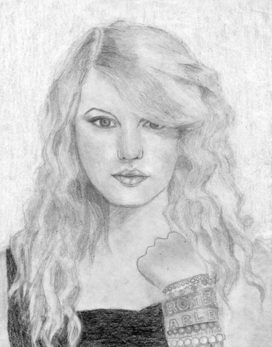 Taylor Swift by Evelina1996